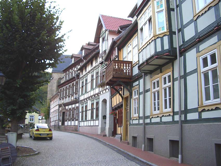 Wetter Stolberg Harz